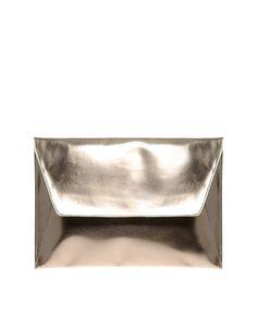 ASOS METALLIC BAG!! LOVE IT   $17.91