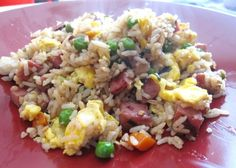 Spam Recipes Easy – Easy Fried Rice Recipe – Spam Fried Rice Recipe | Cook Eat Delicious!