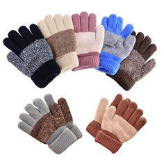 >> Click to Buy << Fashion Winter Warm Gloves Kid  Boy Girl's Warmer Mittens Finger Gloves #Affiliate