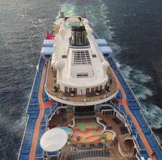 PHOTOS: Ride Cruising's Only Gondola at Sea | North Star on Royal Caribbean's Quantum of the Seas | About.com Family Vacations #QuantumoftheSeas #RoyalCaribbean