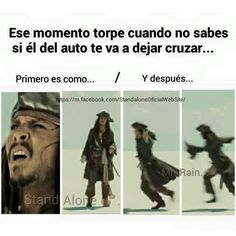 Read Jack Sparrow from the story Memes by saz_wppm with reads. Funny Spanish Memes, Spanish Humor, Funny Photos, Funny Images, New Memes, Memes Humor, Funny Humor, Stupid Memes, Laugh Out Loud