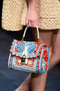 Dolce & Gabbana at Milan Fashion Week Spring 2013 - StyleBistro