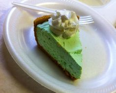 Key Lime Pie: To. Die. For.  In a large bowl, dissolve one 1/16 oz. package sugar-free lime gelatin gelatin in ¼ cup boiling water.  Stir in two 6oz. key lime pie yogurts with wire whisk. Fold in 8oz. fat-free whipped topping with wooden spoon. Spread in reduced fat graham cracker crust. Refrigerate for at least 2 hours.