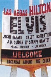 Elvis' Vegas shows presented the full range of his singing talents – pop ballads, country standards, gospel hymns, and rocking R&B. His touring band, organized at the beginning of – the TCB Band – was powerful and polished. Vegas Casino, Las Vegas Nevada, Lokal, Old Signs, Sin City, Thats The Way, Restaurant, Vintage Signs, My Idol