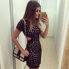 Vestidos de boa qualidade 2015 nova chegada vestido de verão sexy plus size vestido de festa preto vestido desigual em Vestidos de Roupas e Acessórios no AliExpress.com | Alibaba Group