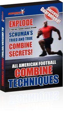 Schuman's All American Football Combine Techniques