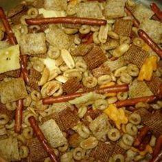 Crispy Cereal Mix
