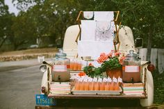 Colorful Sonoma Valley Wedding