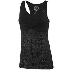 CLICK IMAGE TWICE FOR PRICING AND INFO :) #bra #bras #shelf #shelfbra #shelfbras #womens #intimates  SEE A LARGER SELECTION FOR the shelf bra at http://zwomensbra.com/category/bra-categories/shelf-bra/ -  Life is good. Womens Good Move Shelf Bra Tank – Night Black – XL « Z Womens Bra