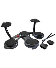 The Sharper Image Electronic Drum Set