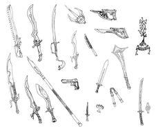 Random Weapons 4 by Bladedog on deviantART