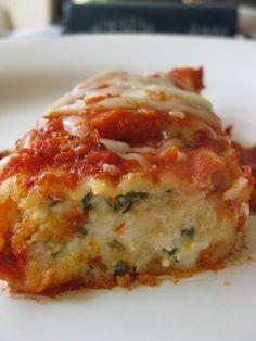 Saltbox House: Manicotti (Marinara Sauce: Italian tomato sauce usually made with tomatoes, garlic, herbs, onions and seafood)