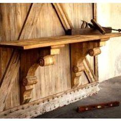 Park Hill Collection Pine Furniture Side & End Tables: Find End ...