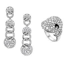 Unique Wedding Ideas and Collections Bridal Jewelry Sets, Bridal Jewellery, Bulgari Jewelry, Wedding Themes, Unique Weddings, Indian Jewelry, Perfect Wedding, Swarovski, Vogue