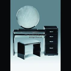 norman bel geddes dressing table 1932 - Google Search