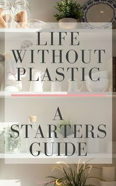 Low waste living Start Working on Eliminating Your Plastic Waste With The Life Without Plastic Starters Guide. Zero Waste, Reduce Waste, Plastik Recycling, Waste Reduction, Do It Yourself Inspiration, Green Living Tips, Eco Friendly House, Eco Friendly Products, Eco Products