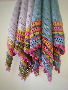 Ravelry  Project Gallery for Sunday Shawl pattern by The Little Bee ~ Alia  Bland Crochet e0b502b77