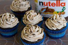 Nutella cupcakes!
