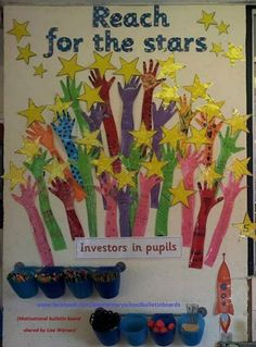 back to school bulletin boards | Motivational bulletin board shared by our fan and 3rd grade teacher ...