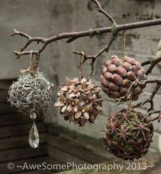 Dankzij de herfst worden mensen heel erg creatief...bekijk hier meer dan 10 originele herfstdecoratie ideetjes! - Zelfmaak ideetjes