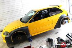 Modified Cars Ideas Honda Civic (22)