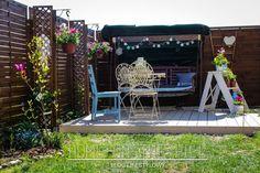 Metamorfoza tarasu i ogródka odc.1 – malujemy płot na biało. - Home on the Hill - blog lifestylowy - wnętrza, inspiracje, kuchnia, DIY
