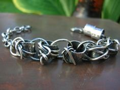 Sterling Silver All Wrapped Up Bracelet