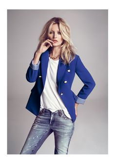 Kate Moss For Mango: A Masterclass In Cool