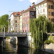 Ljubljana, Slovenia and Croatia