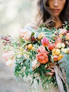 Enchanting Redwoods Floral Inspiration | Wedding Inspiration | Oncewed.com