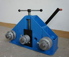 Heavy Duty Ring Roller - Round/Square/Flat Bars,Tubes - Quick, Tracked Delivery!