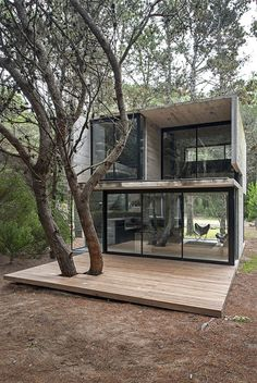House,© Daniela Mac Adden Image 5 of 35 from gallery of House / Luciano Kruk. Photograph by Daniela Mac Adden Future House, Architecture Design, Building Architecture, Chinese Architecture, Architecture Office, Architecture Portfolio, Futuristic Architecture, Amazing Architecture, Landscape Architecture