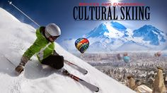 IwantMore...: Skiing in the nearest ski-resort of the world...