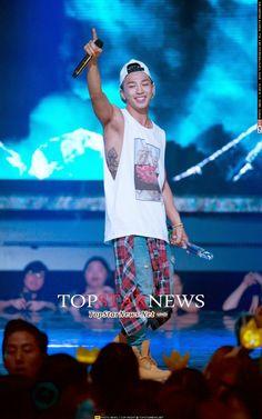 BIGBANG Turkey » [FOTOLAR]Taeyang M!Countdown'da (03.07.14)
