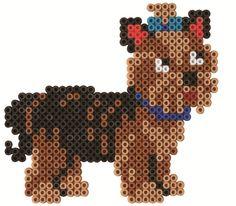 Dog Hama beads - Hama 3128