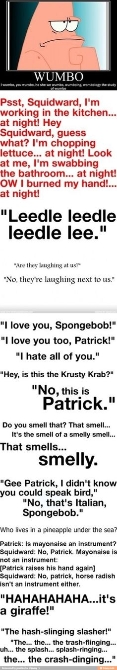 The best of SpongeBob SquarePants