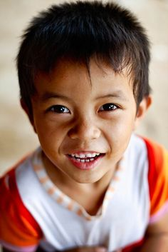 Boy from Laos.