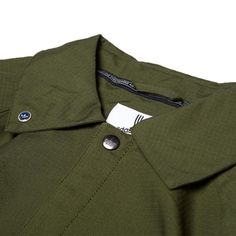 Adidas Spezial Touring Jacket (Strong Olive)