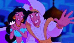 Alladin & Jasmine
