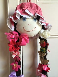 Hairclip Dolly, from Auntie June