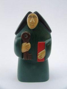 Rosalvo José Assis dos Santos. São Pedro. 19x10x5 cm