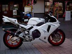 Foto Honda CBR250RR Putih Paling Keren