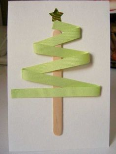 34 Neat DIY Christmas Postcard Ideas For a Joyful Season homesthetics Homemade Christmas Cards, Homemade Valentines, Christmas Cards To Make, Xmas Cards, Christmas Greetings, Diy Cards, Kids Christmas, Christmas Crafts, Christmas Postcards