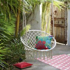 chaise/hamac La Redoute Interieurs