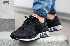 NIKE AIR STAB (BLACK/WOLF GREY) - Sneaker Freaker