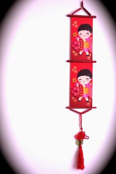 Chinese New Year decorations Chinese New Year Crafts For Kids, Chinese Arts And Crafts, Chinese New Year Decorations, New Years Decorations, New Year's Crafts, Holiday Crafts, Diy And Crafts, Chinese Theme Parties, Handmade Lanterns