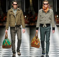 Stella Jean 2014-2015 Fall Autumn Winter Mens Runway Looks Fashion - Pitti Immagine Uomo 85 - Gentleman's Club British London Victorian Era ...