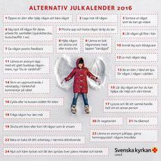 Christmas Should Be About Giving – DIY Advents Calendar Swedish Christmas, Last Christmas, Xmas, Diy Advent Calendar, Mittens, Social Media, Live, December, Organize
