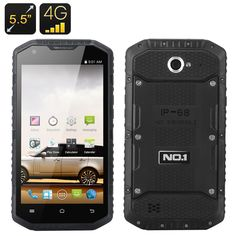 http://www.andnykstore.com/no-1-x6800-ip68-smartphone-black.html No.1 has certainly been making a name for itself in the Smartphone market and the X6800 rugged phone doesn't let up as it combines some incredible features that are sure to grab attention. The No.1 X6800 Smartphone from leading Chinese manufactures is unique, not because of its 6000mAh removal battery, Which is in itself impressive, but because it can run without the battery. Now that's a fairly neat feat and it's possible.....