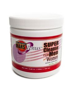 John Grays Mars Venus Super Cleanse Lemon Drink Wake is a daily digestive aid that gives you extra energy each morning.